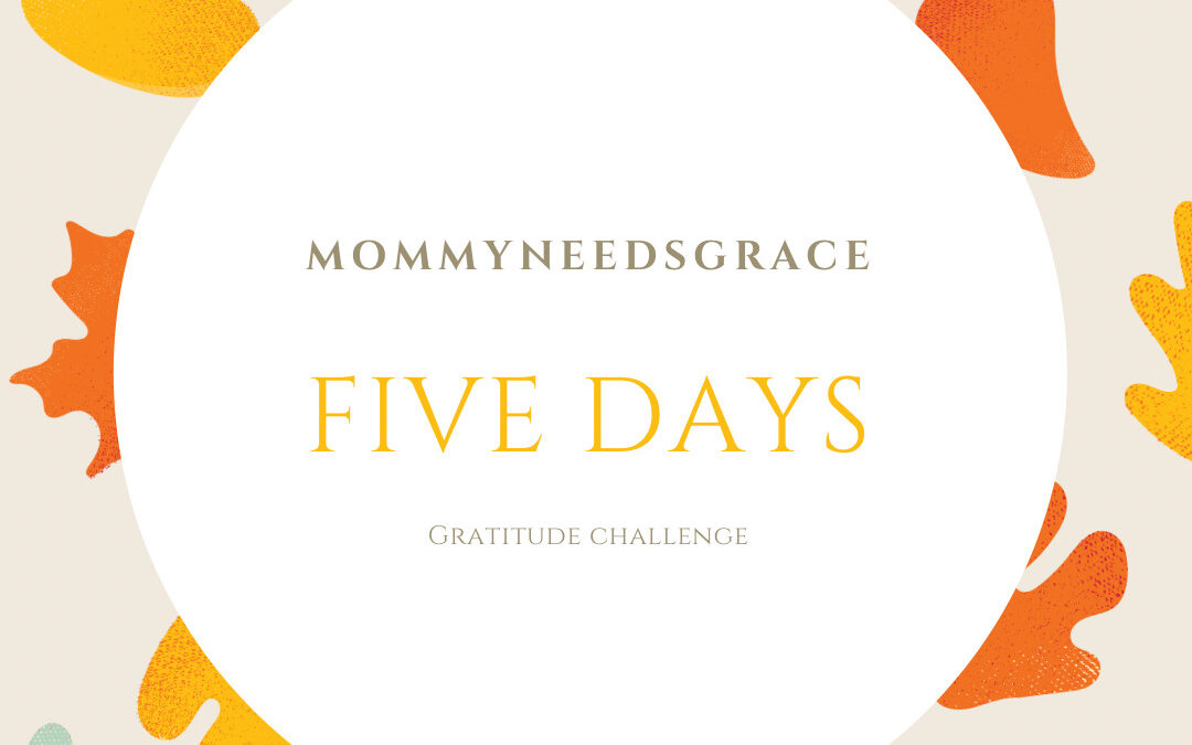 Thanksgiving Gratitude Challenge